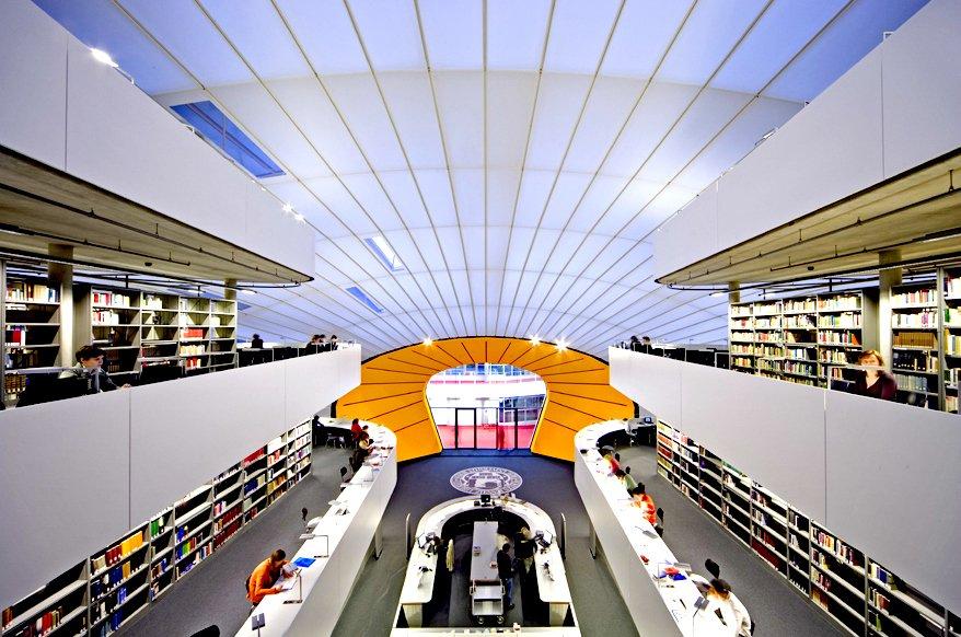 کتابخانه دانشگاه برلین