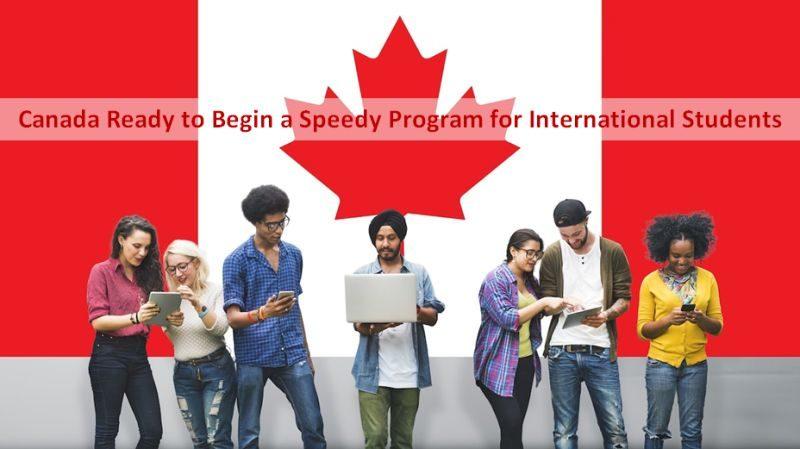 Canada-Ready-to-Begin-a-Speedy-Program-for-International-Students-800×449