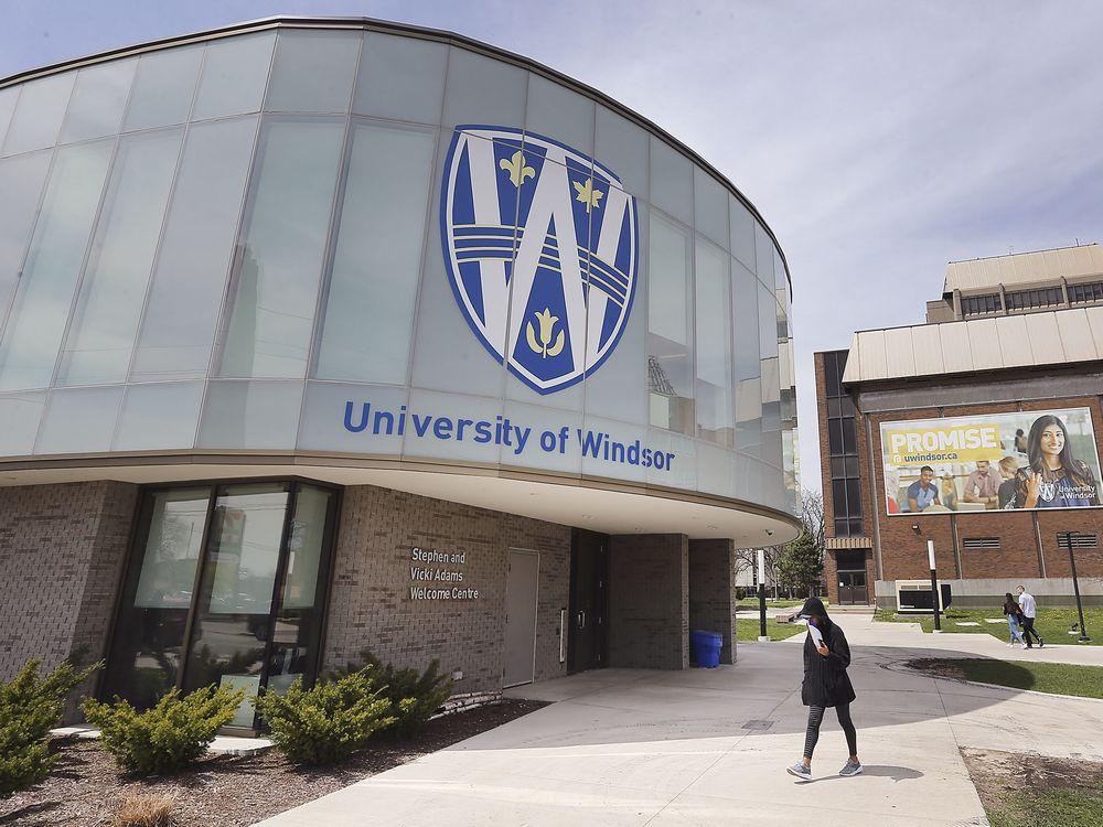 University of Windsor tuition