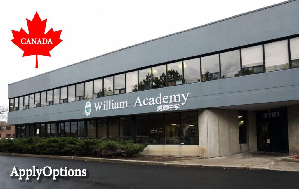 william academy edited
